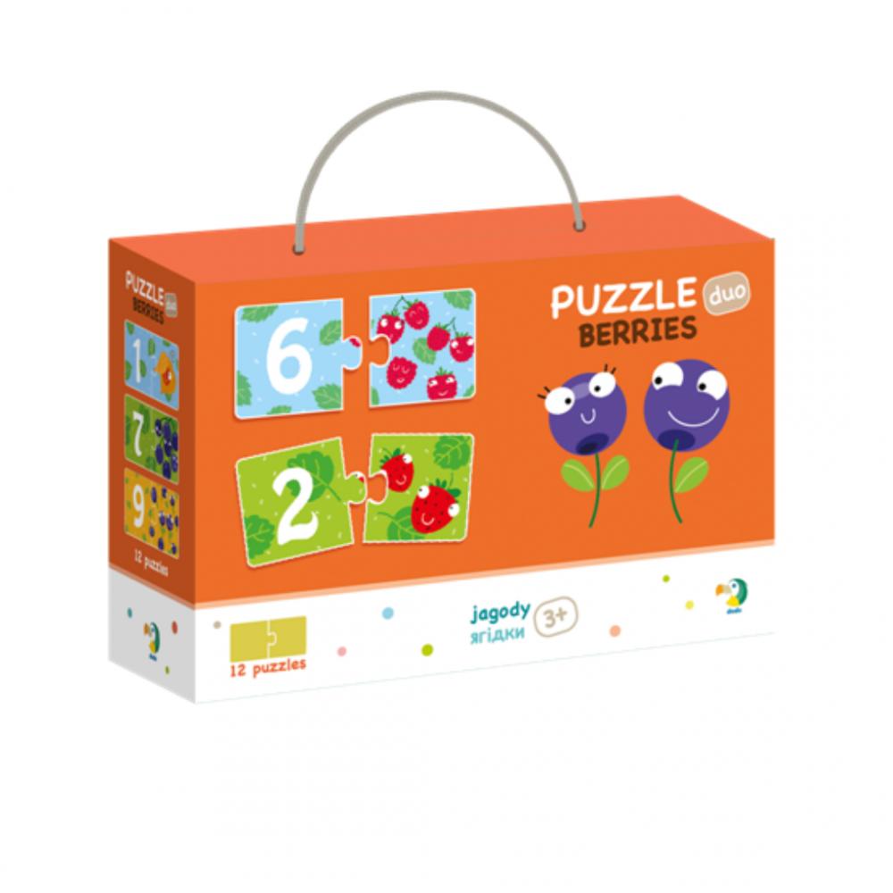 Učimo da brojimo - puzle