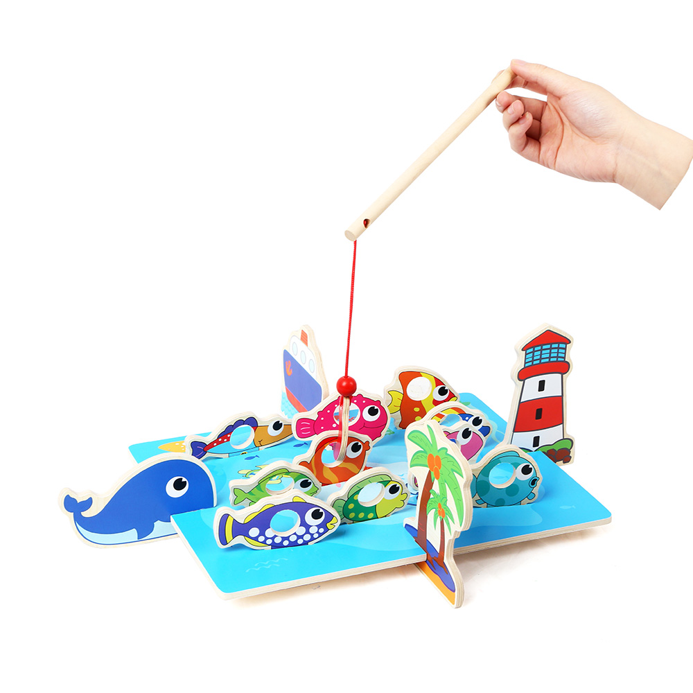 3D hvatanje ribica
