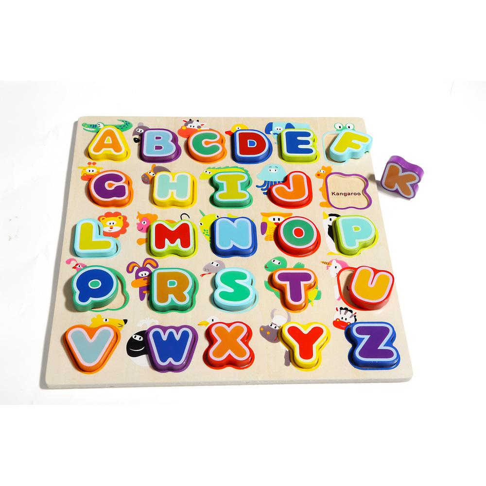 Edukativna slagalica - Alfabet