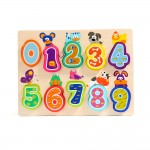 Komplet edukativnih slagalica - Brojevi i Alfabet