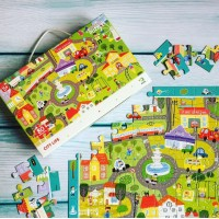 Život u gradu observation puzle