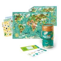 Životinje sveta puzle