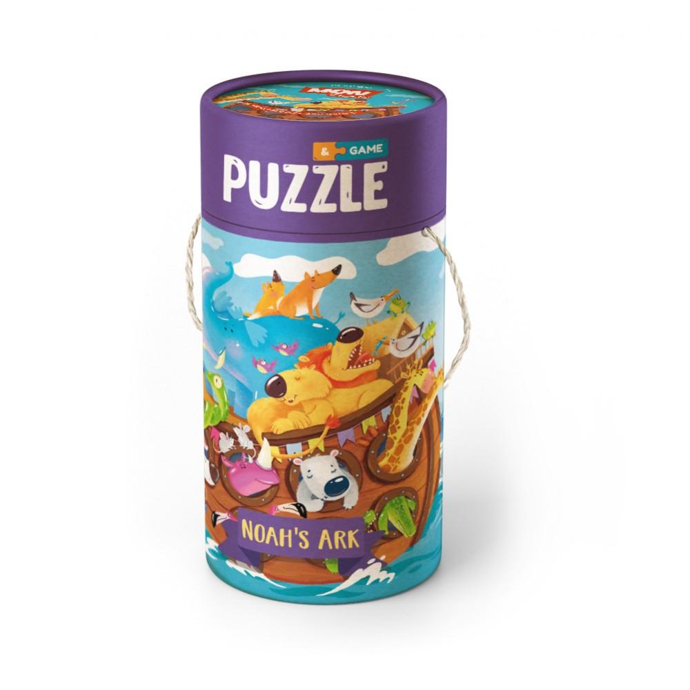 Noeva barka puzle