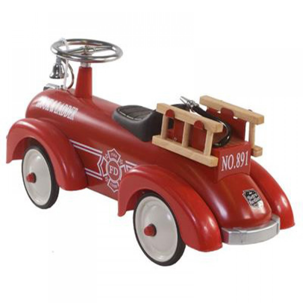 Little Dutch Auto guralica - Vatrogasci