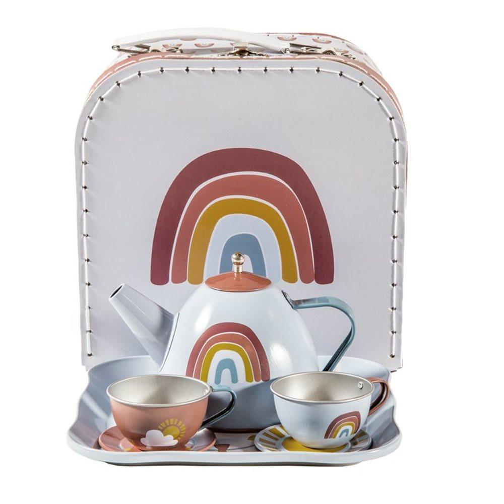 Set za čaj - Rainbow