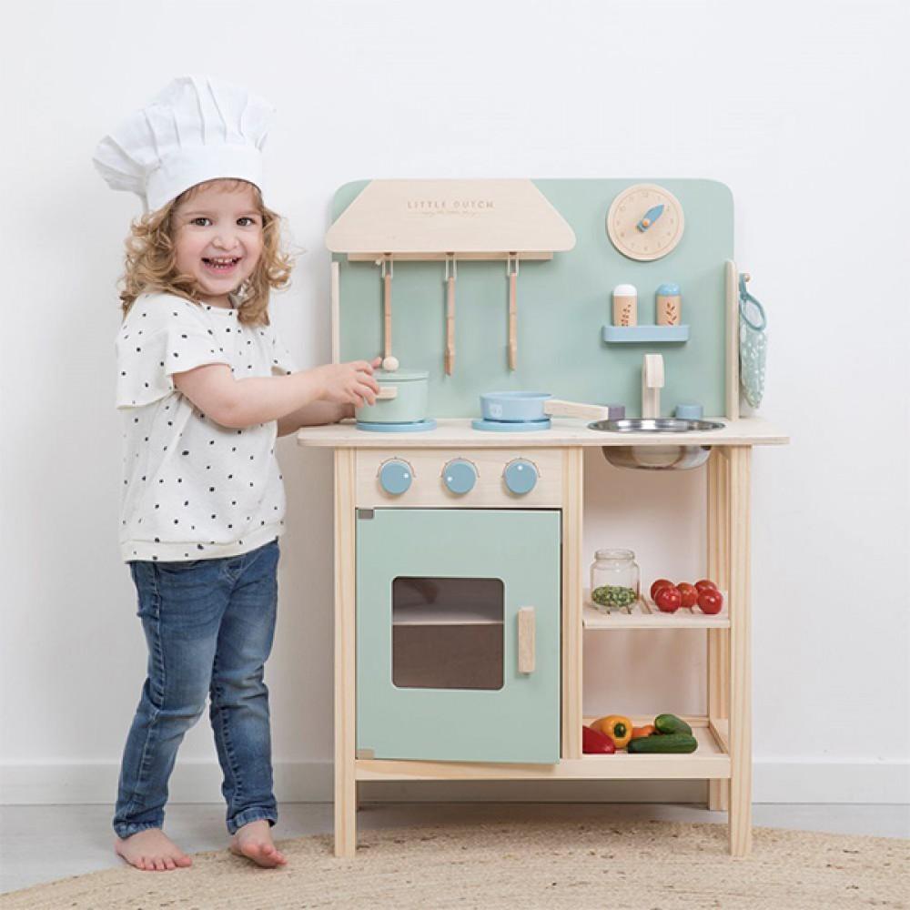 Toy Kitchen Mint