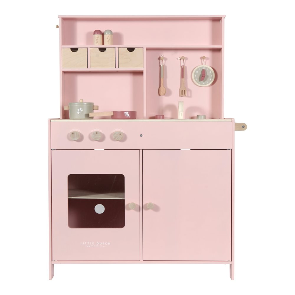 Kitchen - Pink