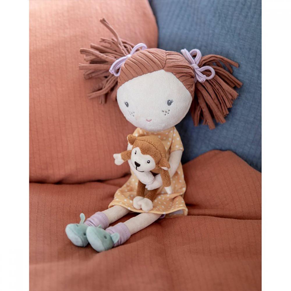 Sofija - plišana lutka