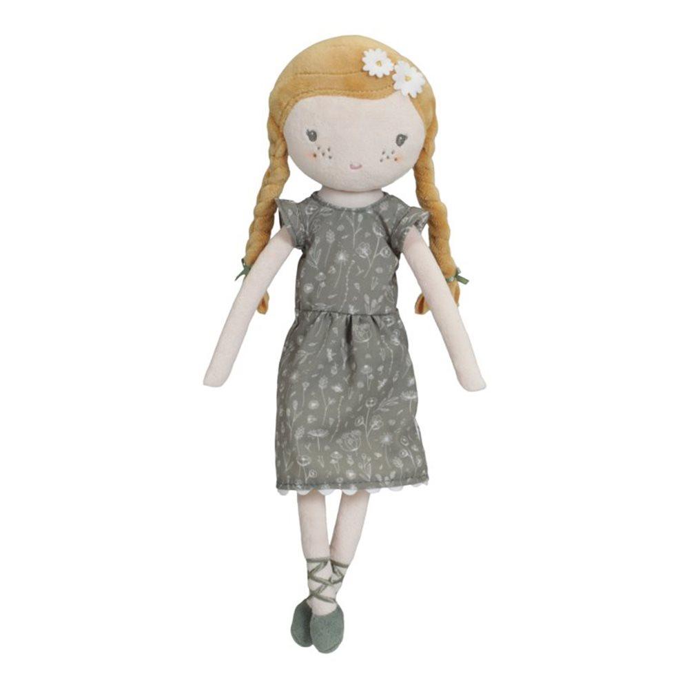 Julia - plišana lutka