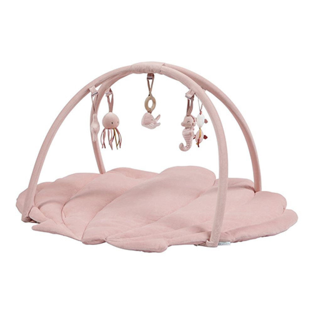 Baby podloga - Mat pink