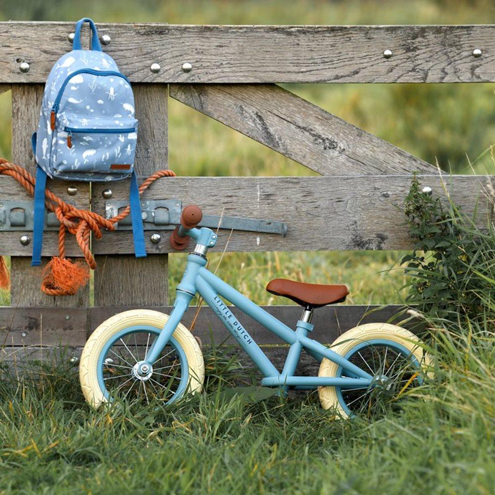Balans bicikl - Matt Blue