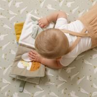Aktiviti knjiga za bebe - Little Goose